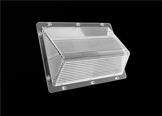 Özel Tasarım WallPack Light LED Optik Lensler SMD 3030 LED Chip ile